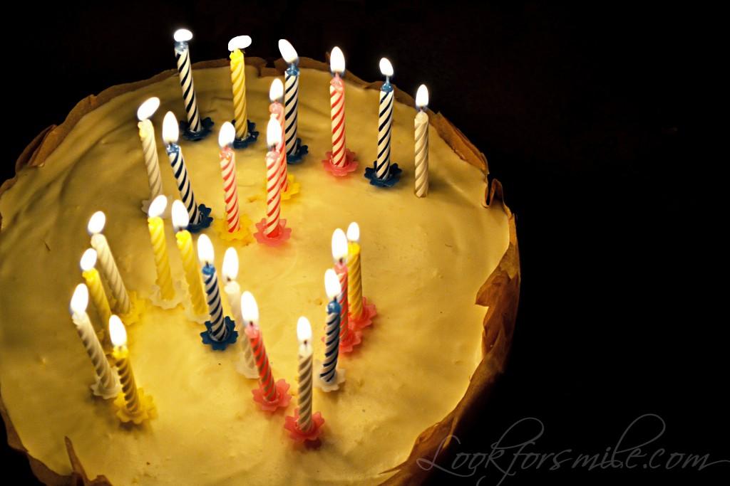 dzimšanas dienas kūka