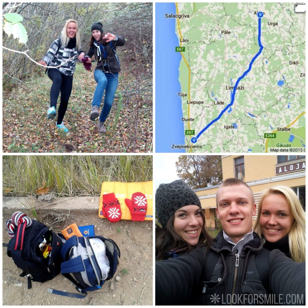 Hiking trip Latvia - blog - Lookforsmile.com