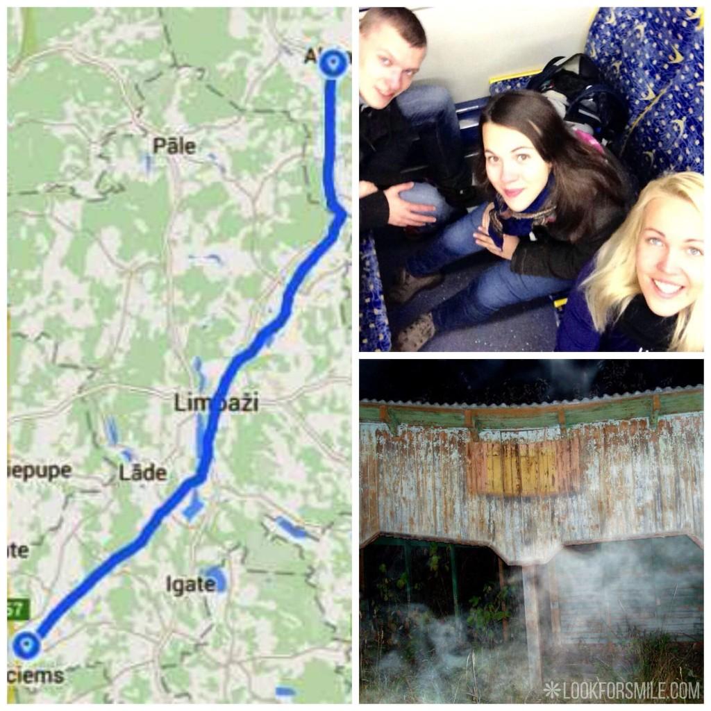 Hiking trip Latvia - blog - Lookforsmile.com