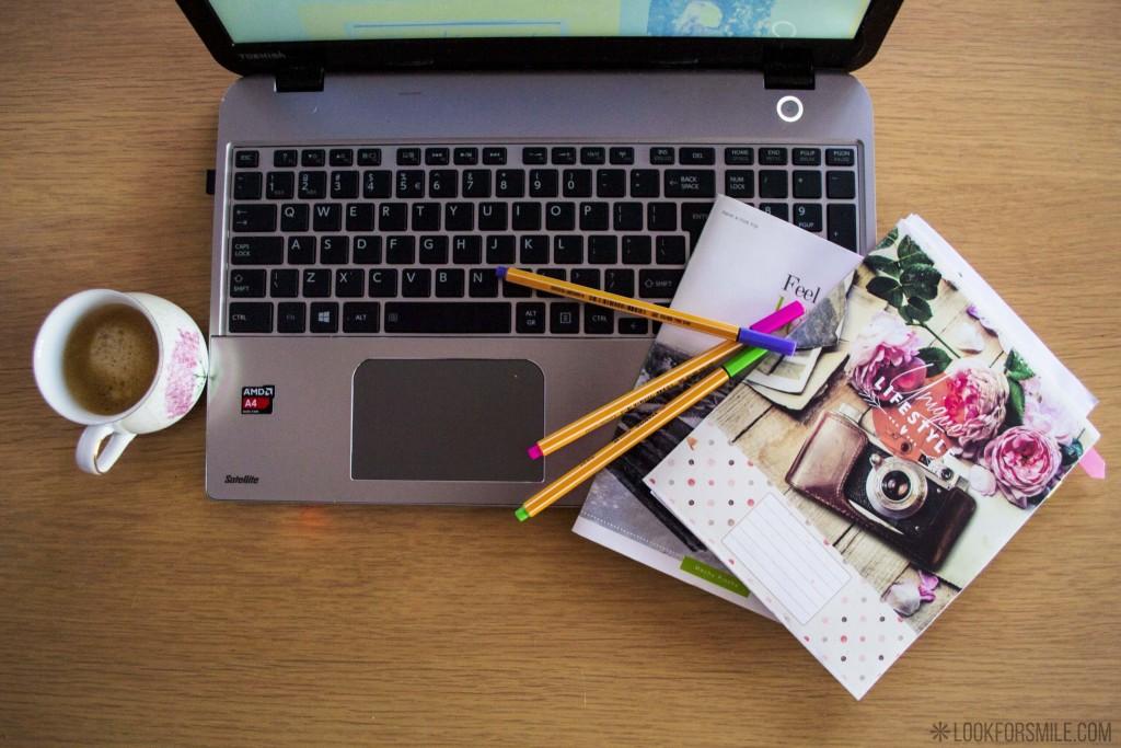 Dators, klades, pildspalvas, blogošana - blogs - Lookforsmile.com