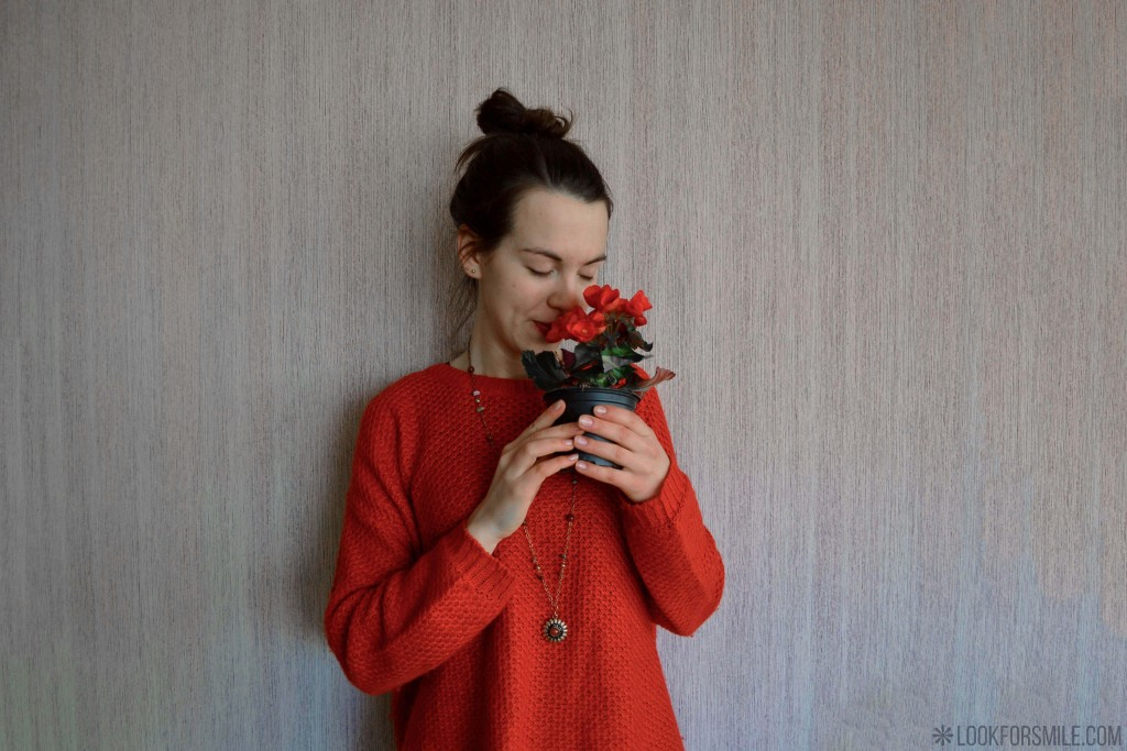 Begonija, mode - blogs - Lookforsmile.com