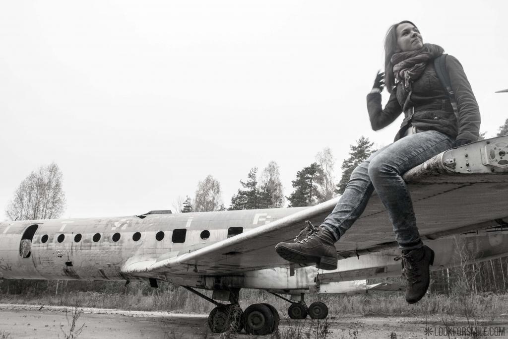 Pamesta lidmašīna, piedzīvojums - blogs - Lookforsmile.com