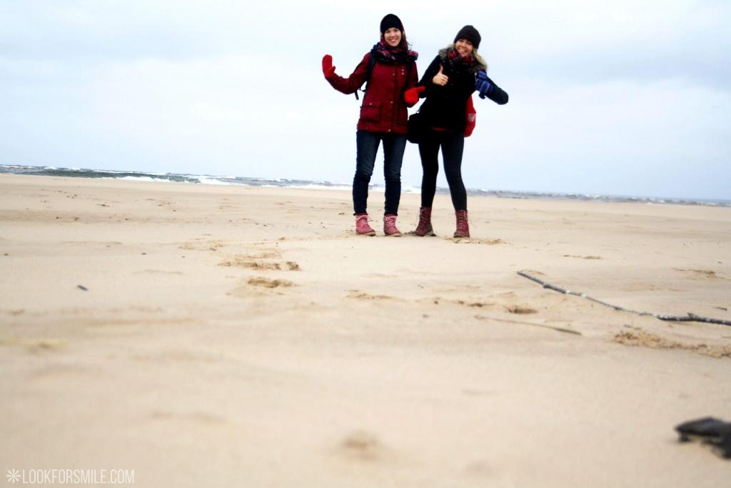 Hiking in Latvia, Baltic sea - blog - Lookforsmile.com