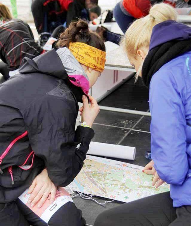 Rogaining route planning - blog - Lookforsmile.com