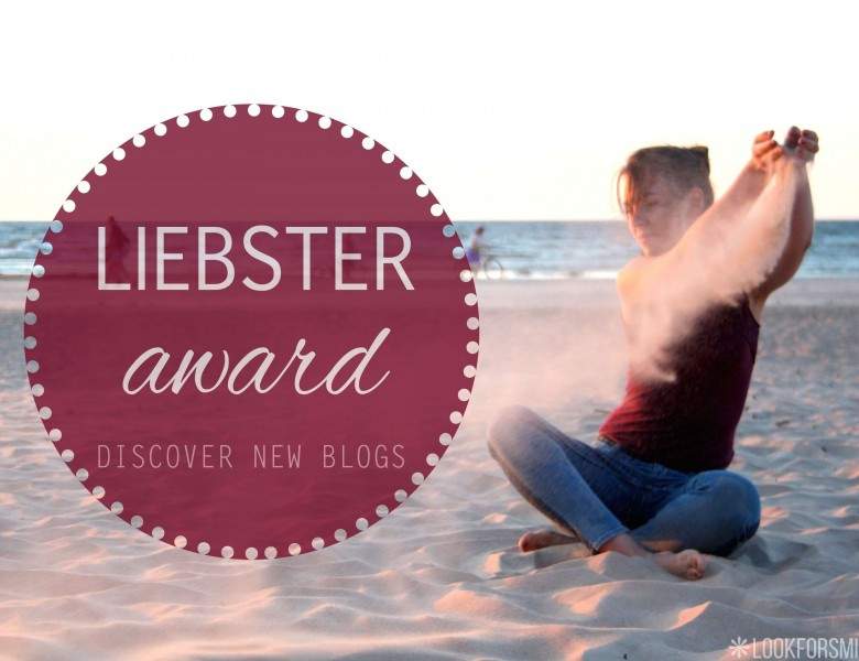 Liebster award - Lookforsmile.com