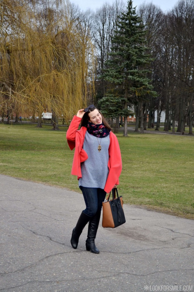 outfit spring - blog - Lookforsmile.com