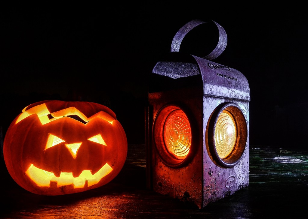 Halloween pumpin lantern - blog - Lookforsmile.com