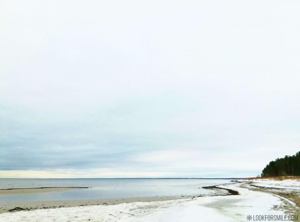 Baltijas jūra ziemā - blog - Lookforsmile.com