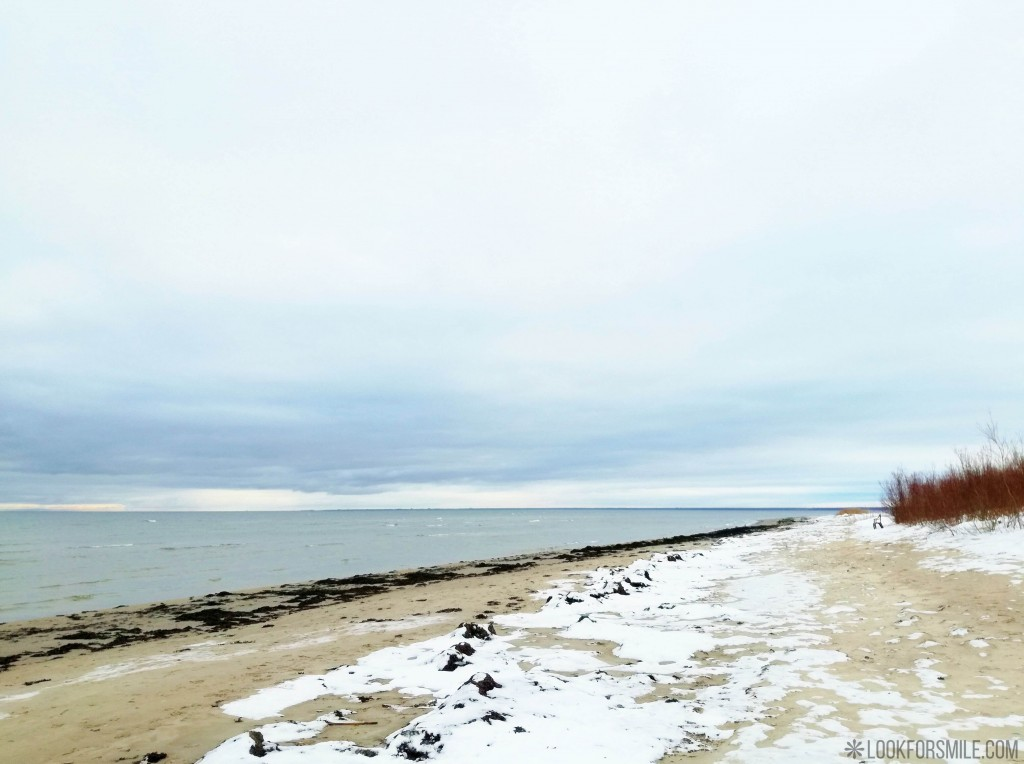 Ragaciems jūra ziemā - blog - Lookforsmile.com