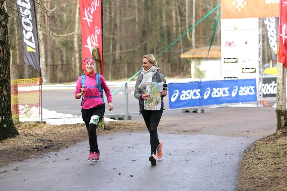Rīgas pavasara rogainings 2017 - blog - Lookforsmile.com