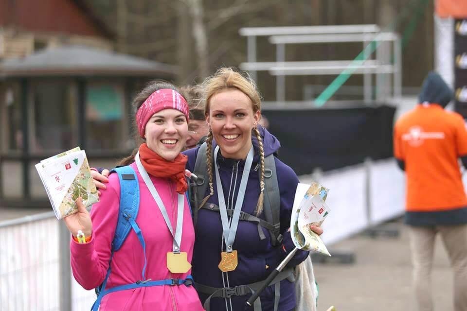 Riga spring rogaining finish - blog - Lookforsmile.com