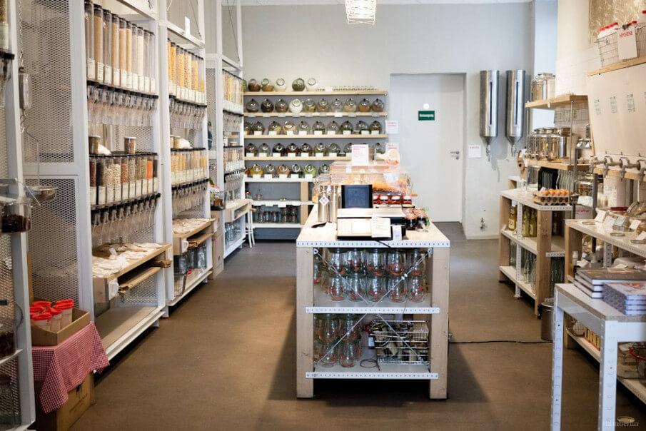 zero waste store - blog - Lookforsmile.com