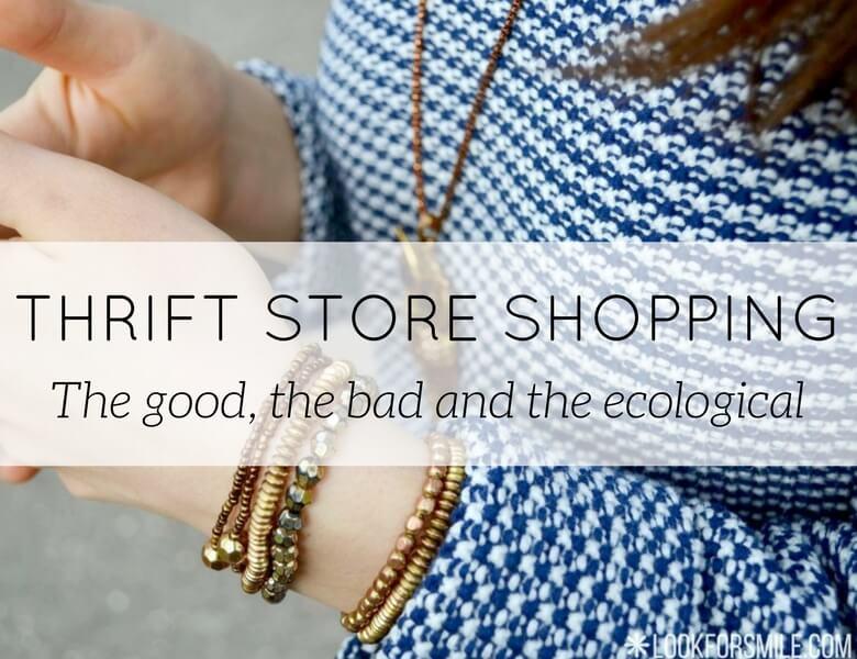 thrif store shopping - blog - Lookforsmile.com