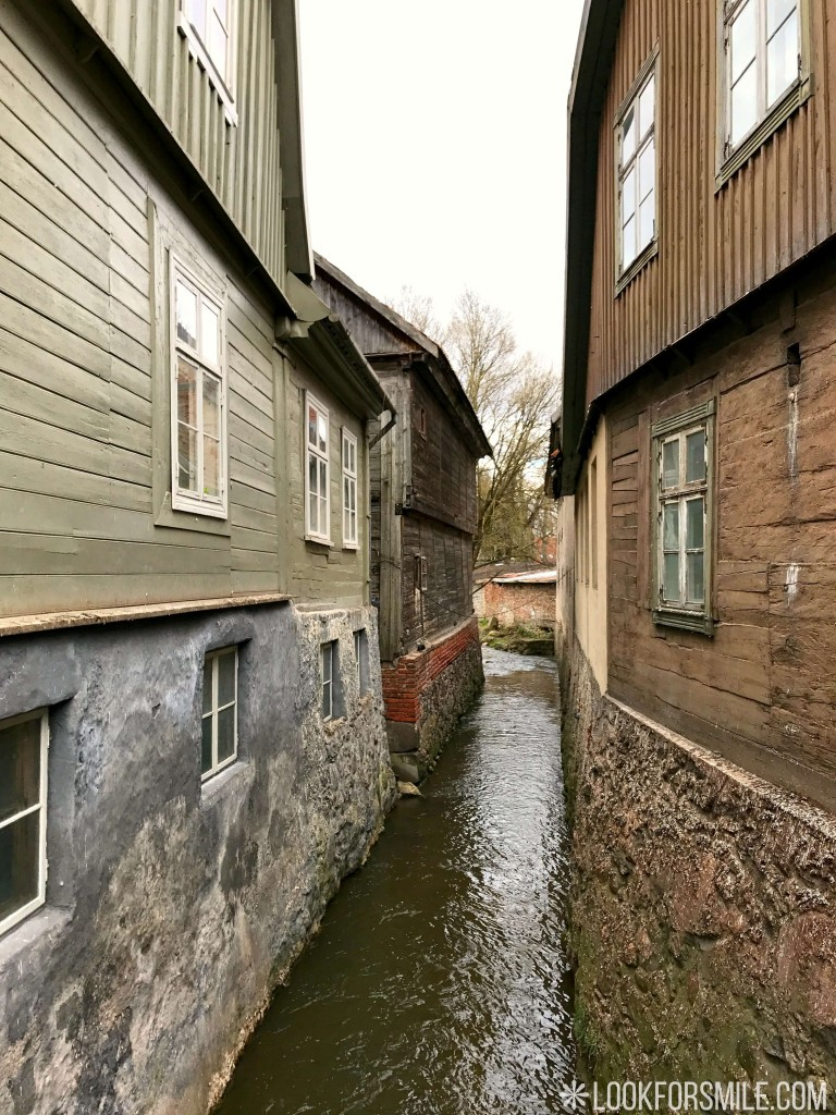 Kuldiga small town - blog - Lookforsmile.com