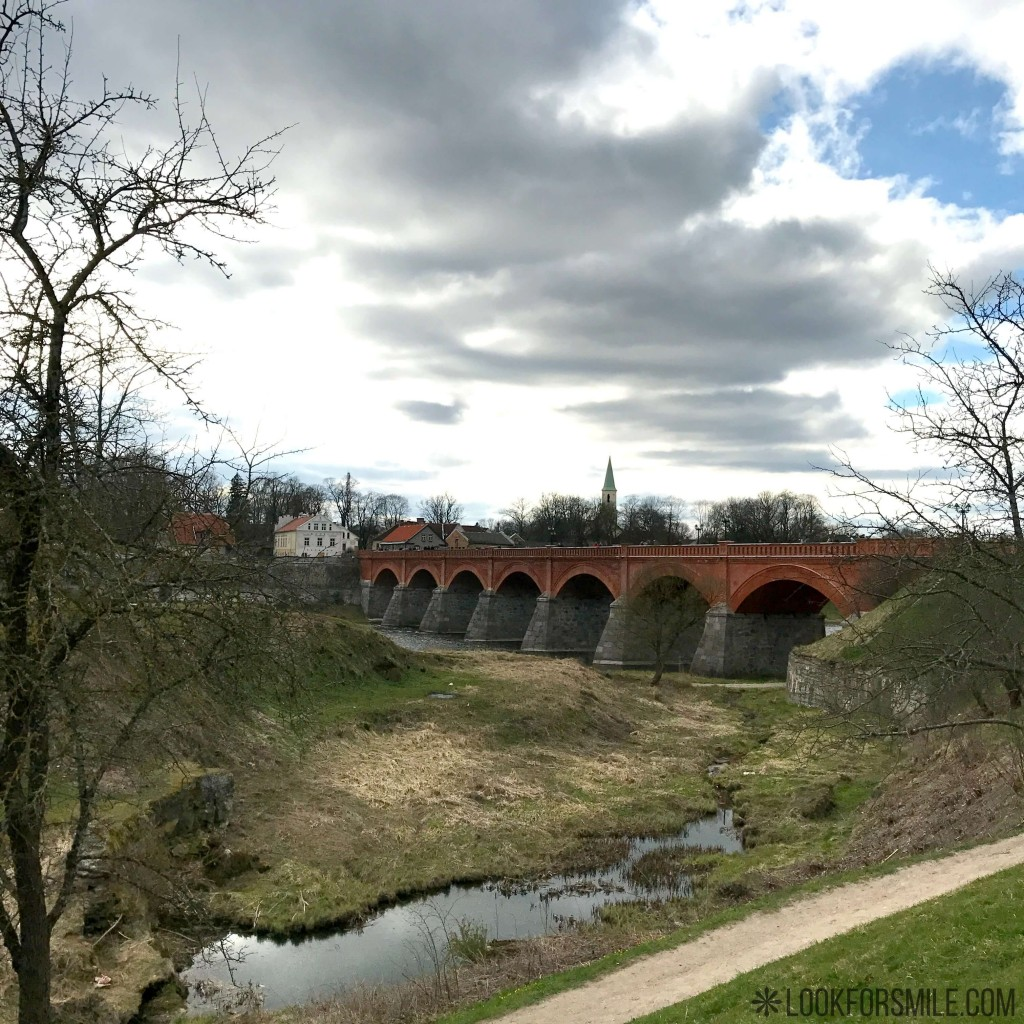 Kuldiga bridge - blog - Lookforsmile.com