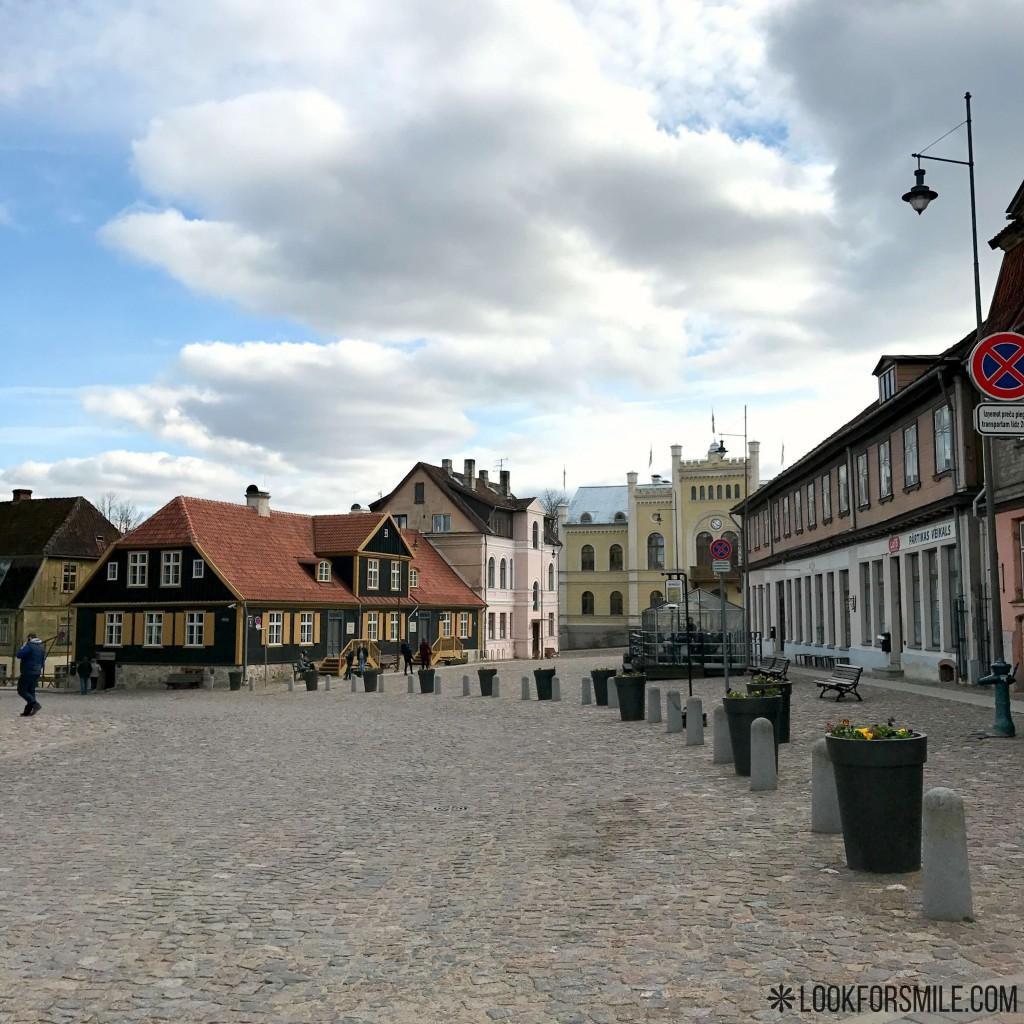 Kuldiga town - blog - Lookforsmile.com