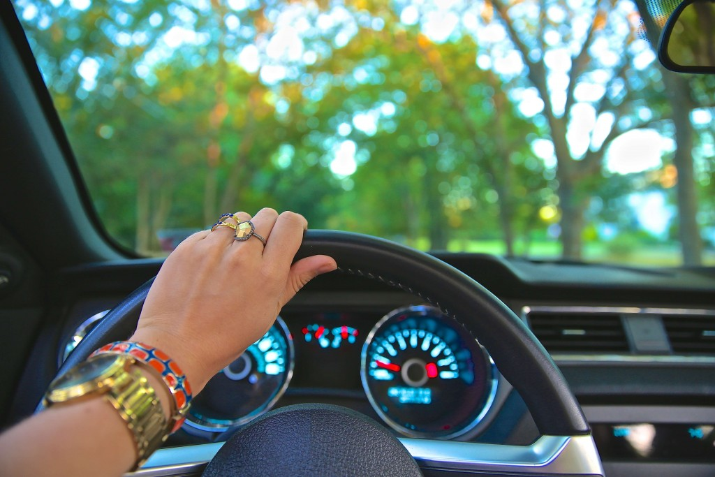 Driving a car - how to get out of a rut and get motivated - blog - Lookforsmile.com