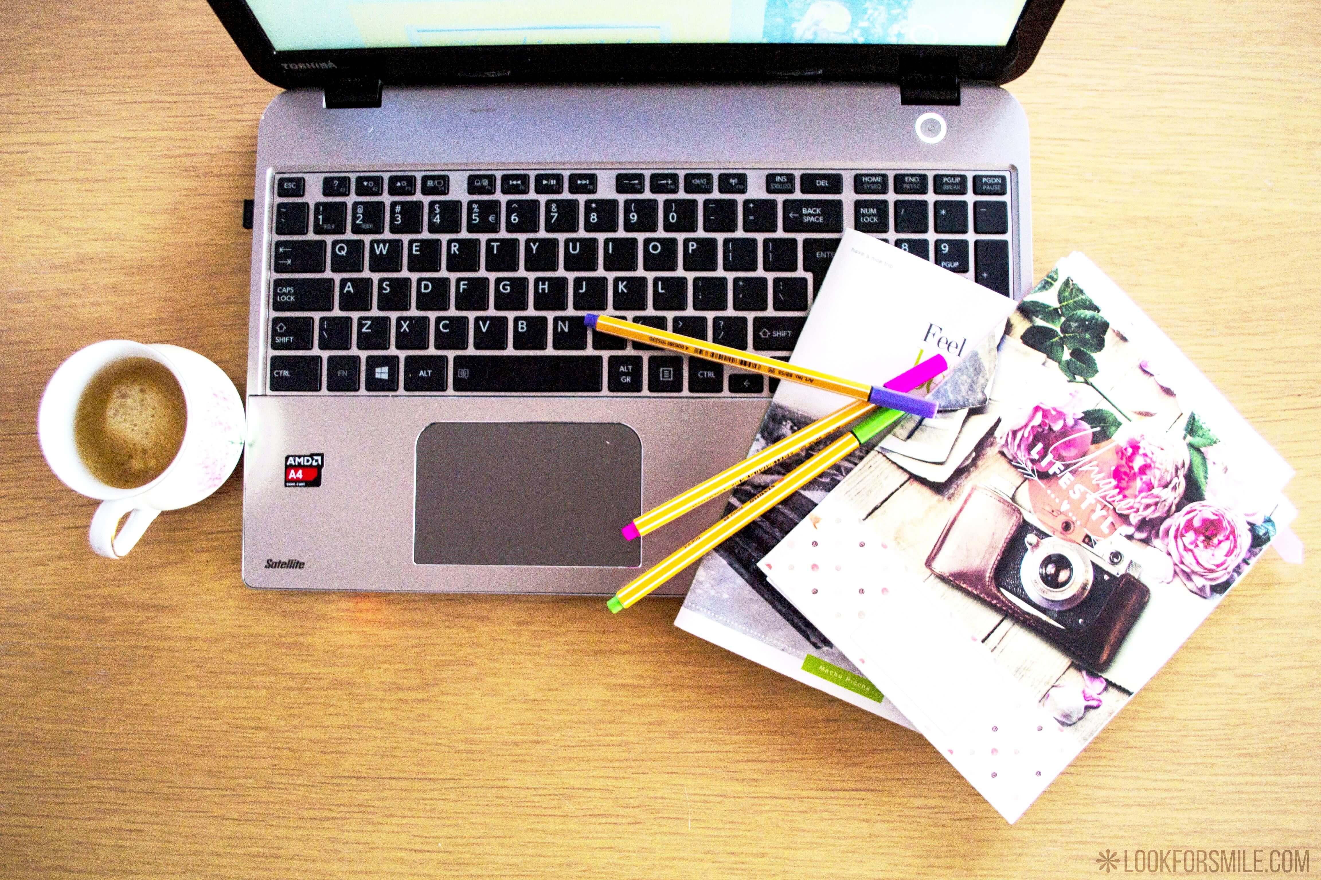 Blogging - blog - Lookforsmile.com