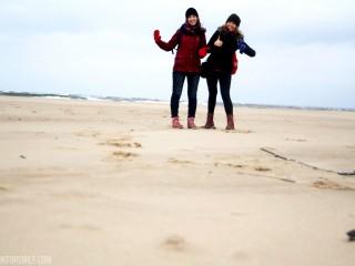 pārgājiens gar jūru - blogs - Lookforsmile.com
