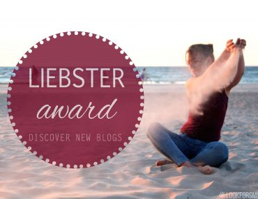 Liebster award - Lookforsmile.com