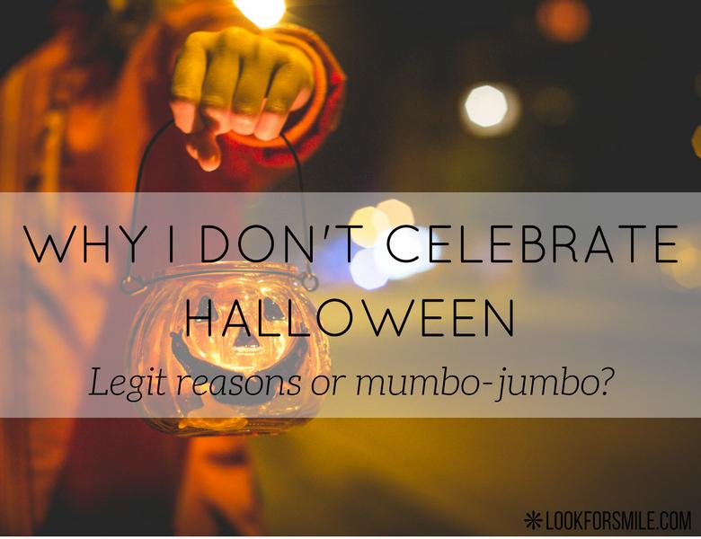 Halloween pumpkin lantern - blog - Lookforsmile.com