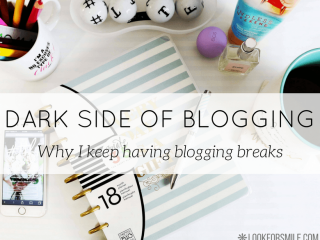 blogging breaks - blog - Lookforsmile.com