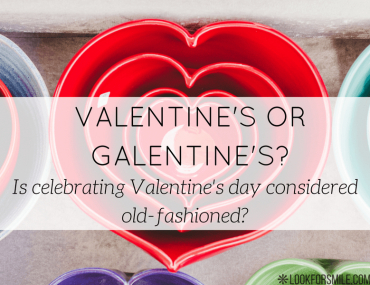 Valentine's day or Galentine's day - blog - Lookforsmile.com