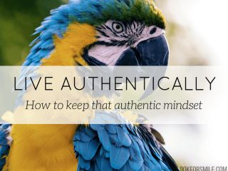 live authentically - blog - Lookforsmile.com