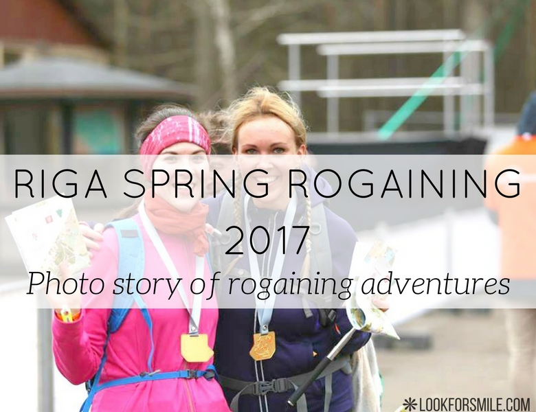 Riga Spring Rogaining 2017 | photo story
