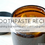 homemade toothpaste recipe - blog - Lookforsmile.com