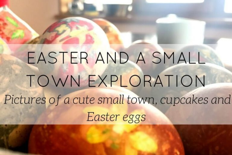 easter celebration and colored eggs - blog - Lookforsmile.com