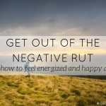 how to get out of depression - blog - Lookforsmile.com