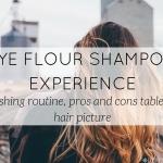 rye flour shampoo zero waste - blog - Lookforsmile.com