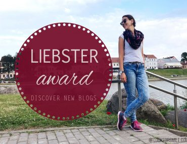 Liebster award post - blog - Lookforsmile.com