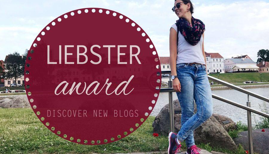 The Liebster Award   Part II