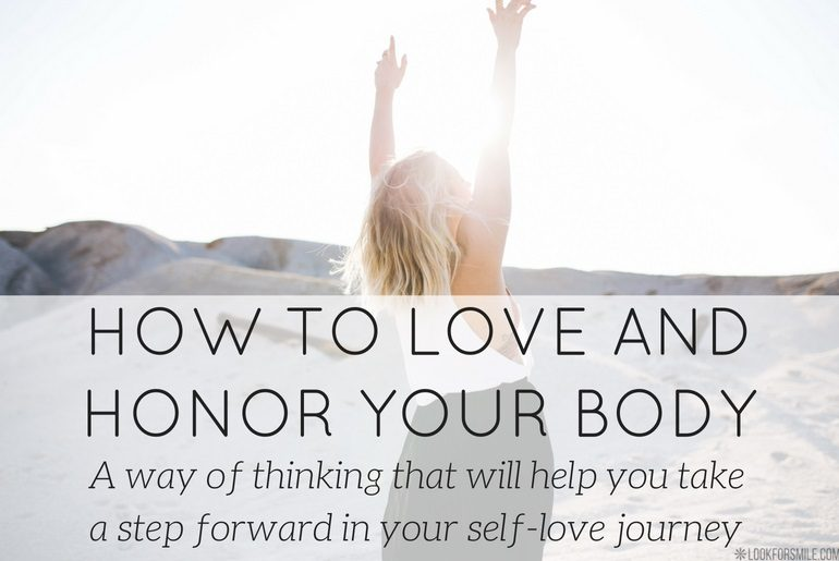 Your body loves you! – how to love your body more