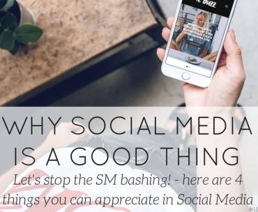 Is Social Media good or bad? – How to use SM to enrich your life