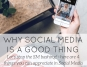 social media good or bad - blog - Lookforsmile.com